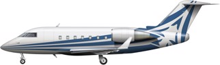 Bombardier Challenger 601-3R Image
