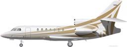 Dassault Falcon 50EX Image
