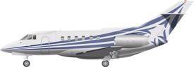 Beechcraft Hawker 800XP Image