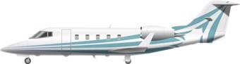 Bombardier Learjet 55/55B Image