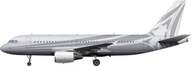 Airbus ACJ319 Image