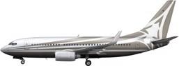 Boeing BBJ 737 Image