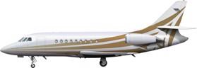 Dassault Falcon 2000EX Image