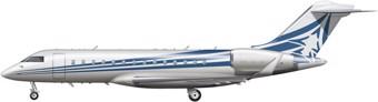 Bombardier Global Express XRS Image