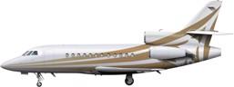 Dassault Falcon 900DX Image