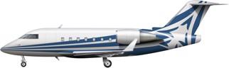 Bombardier Challenger 605 Image