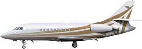 Dassault Falcon 2000DX Image