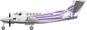 Beechcraft King Air 200 Image