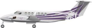 Beechcraft King Air 350ER Image