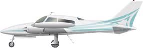Cessna 310R II Image