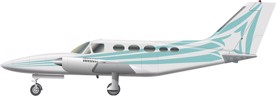 Cessna 421C Image